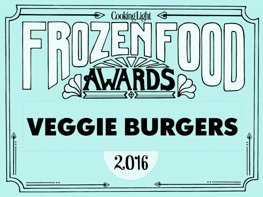 Veggie Burgers Frozen Food Awards