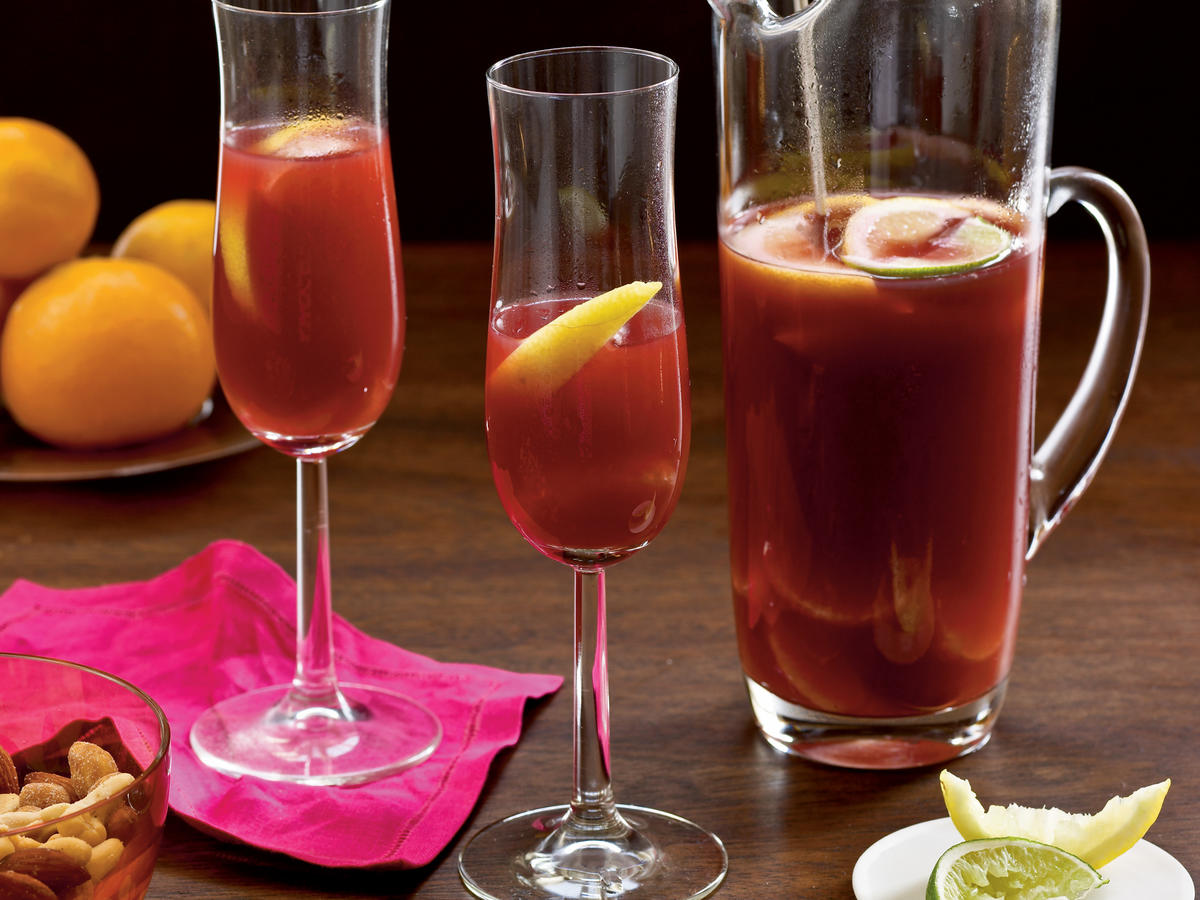 Winter Sangria Recipes