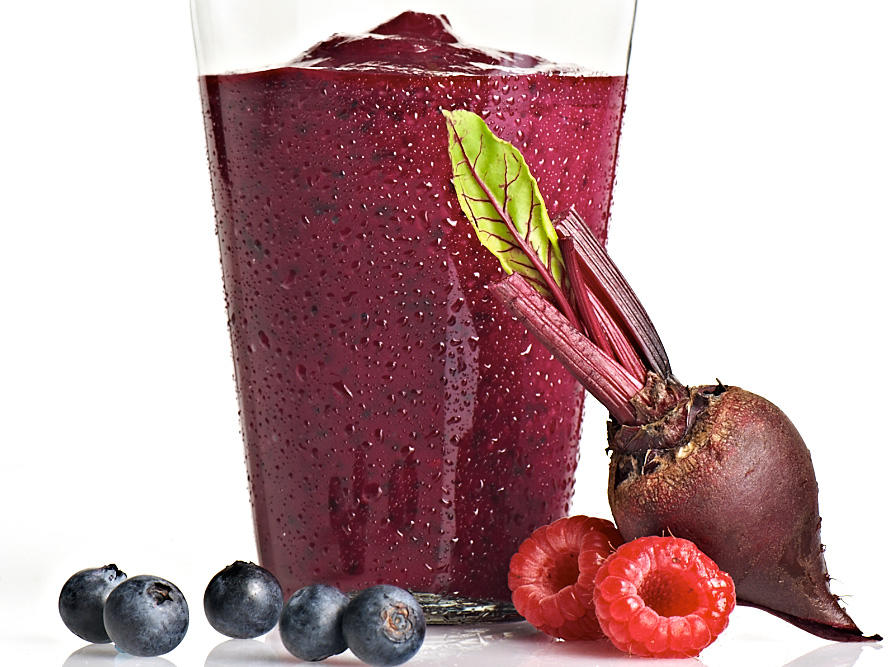 berries and beets smoothie recipe
