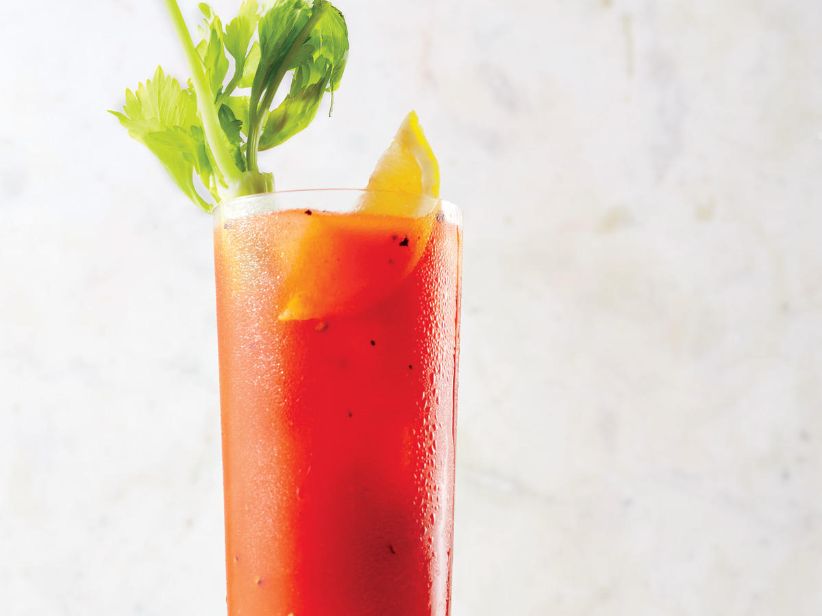 1703 Bloody Good Bloody Mary - Sunday Strategist