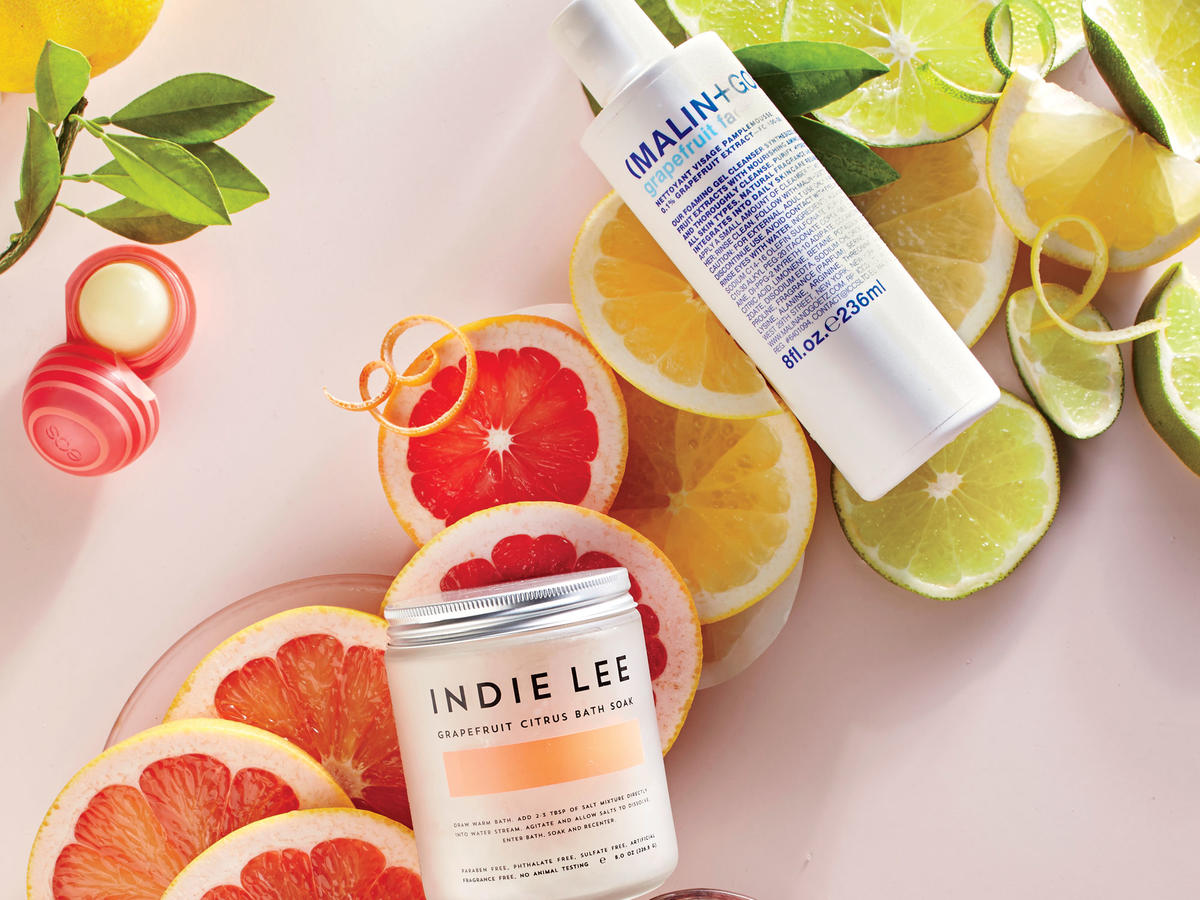 Grapefruit Beauty Products You Should Try Now