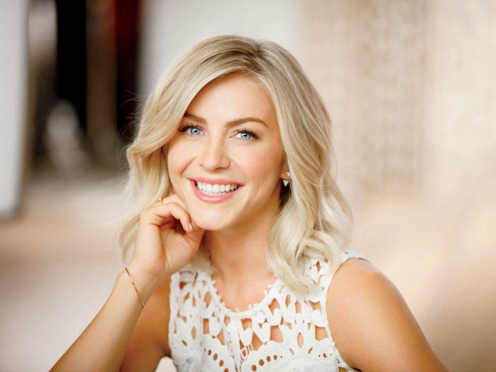 What's in Your Bag, Julianne Hough?