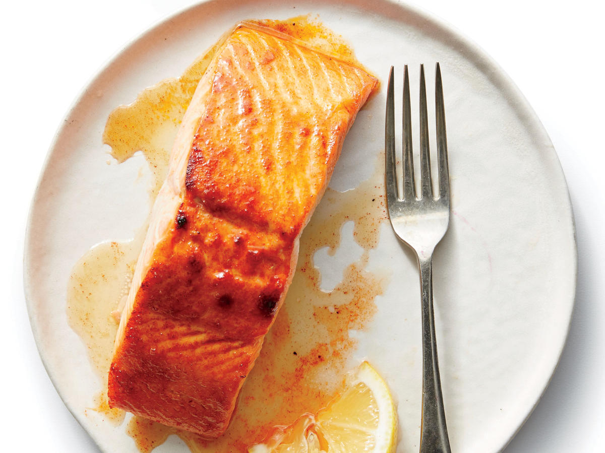 Mapleglazed Salmon This Weeknight Recipes