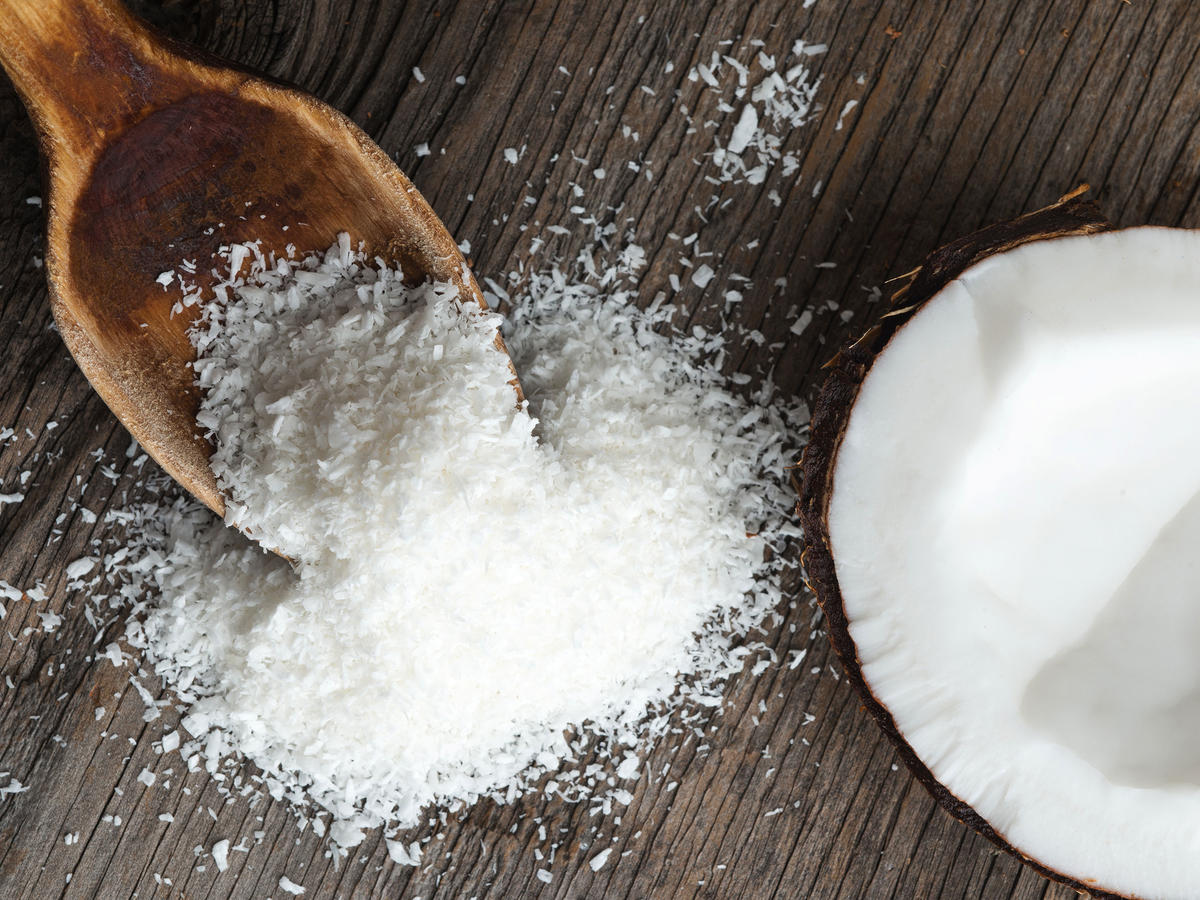Coconut - Natural Sweeteners