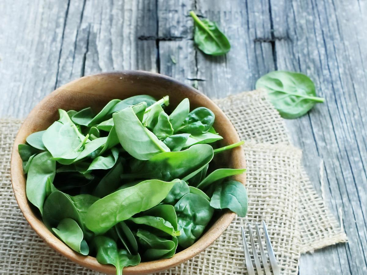 Spinach Plant Based Protein