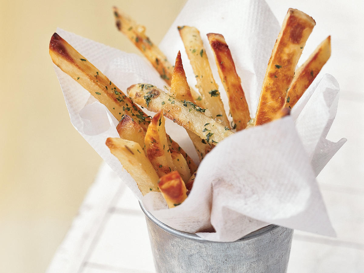 Temptation #5: A Side of French Fries