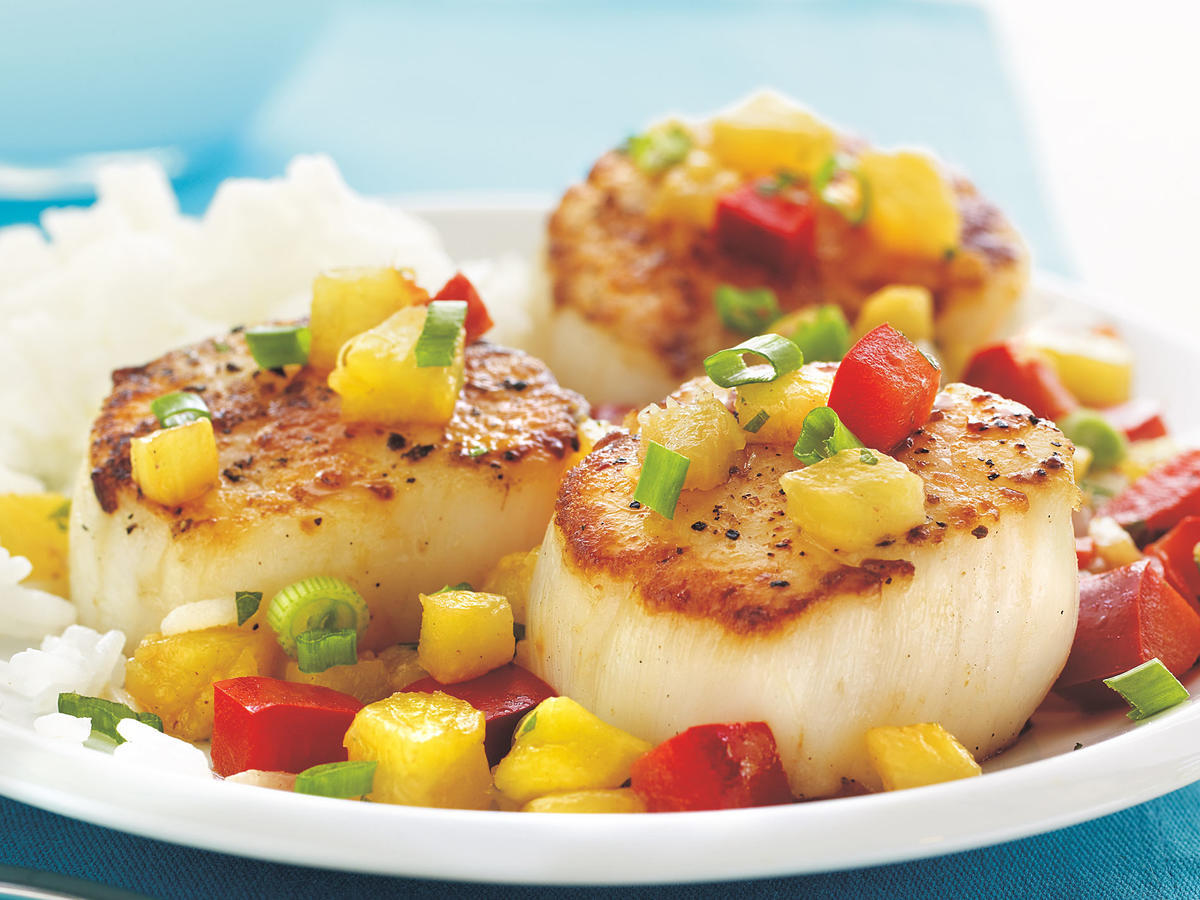 Nutritious Seafood Recipes