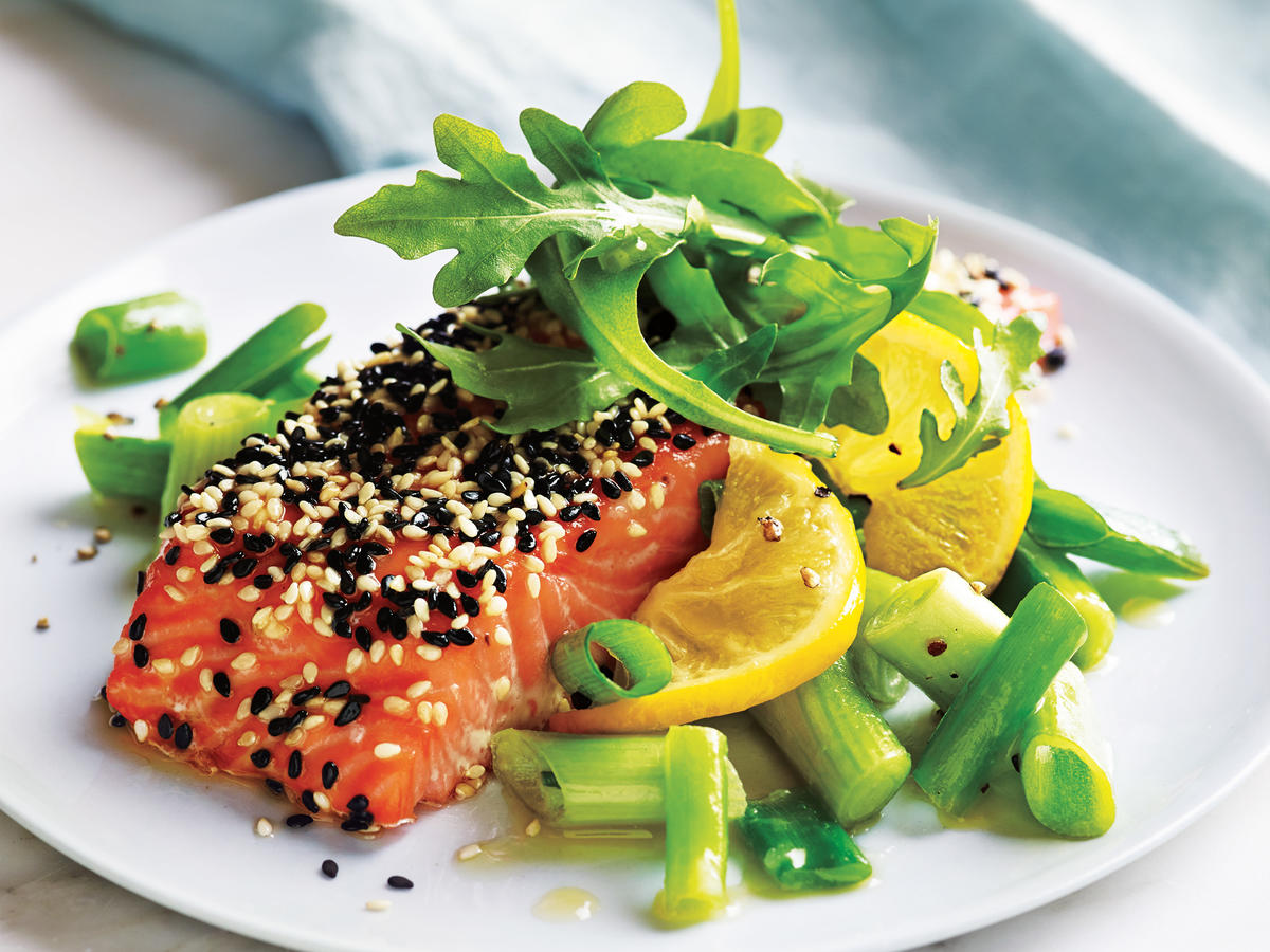 Ikura Somon Karaca Mail: Baked Salmon Recipes