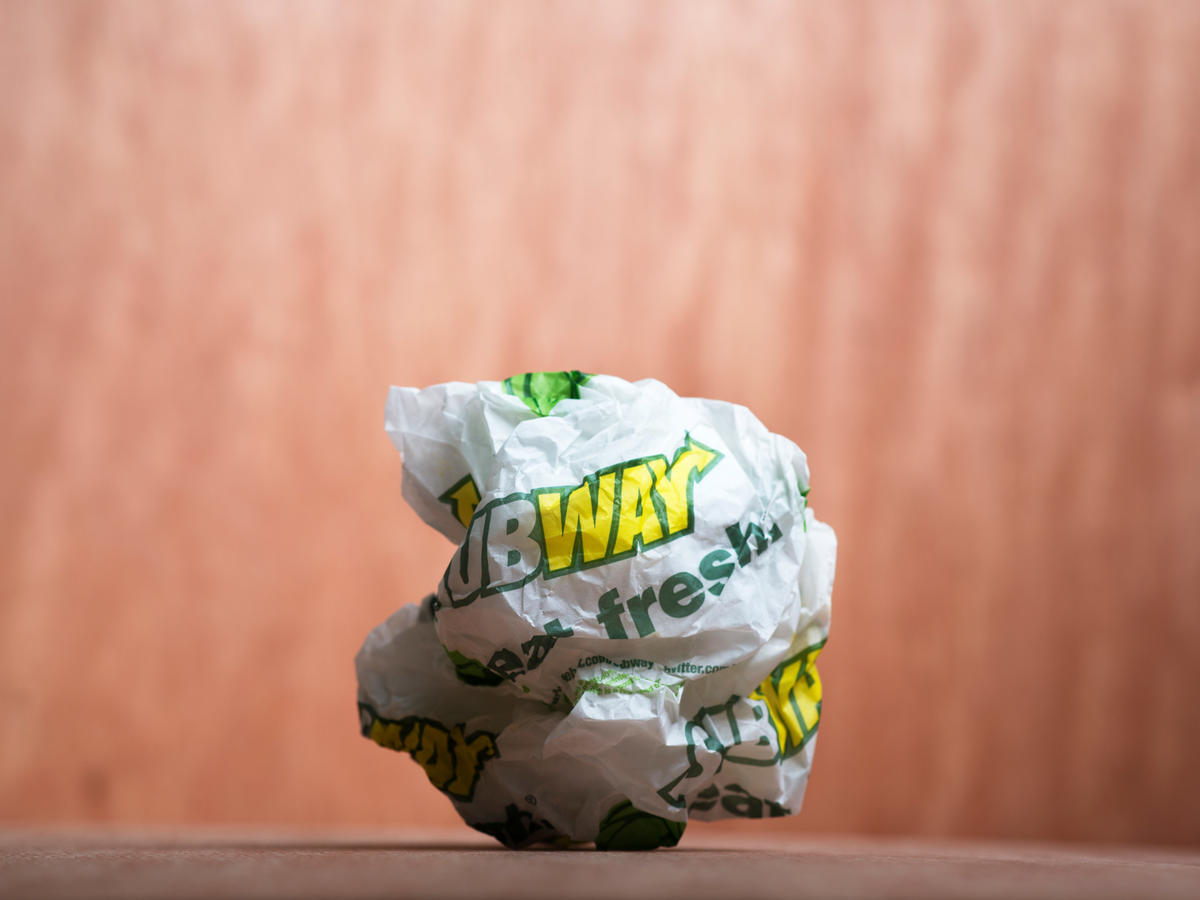 Your Subway Chicken May Be Only 50 Percent Chicken