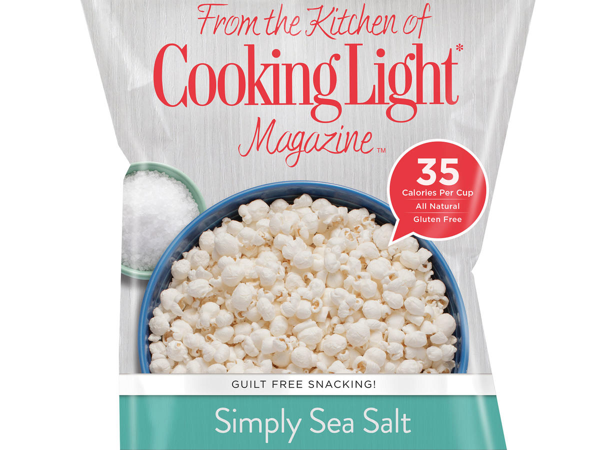 Simply Sea Salt Popcorn