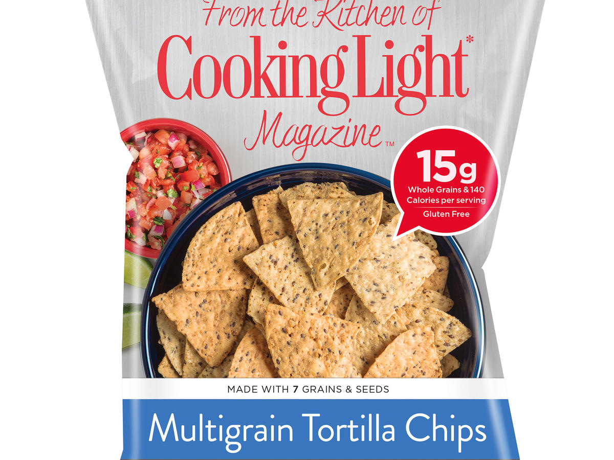 1704 Cooking Light Tortilla Chips