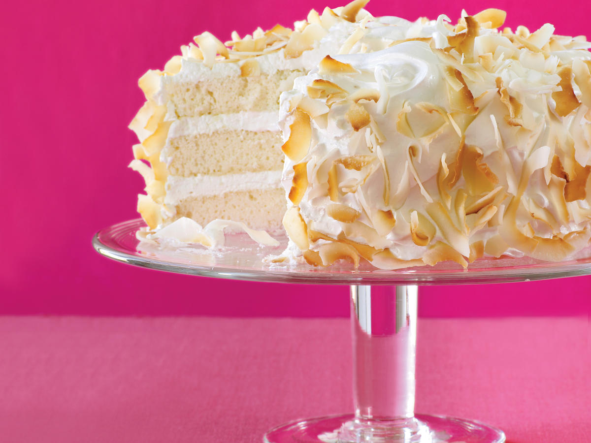 Give your Easter meal a sweet finishing touch with one of our beautiful and delicious Easter cakes. Lemon, coconut, carrot, or classic vanilla—we have recipes to please all of your dinner guests' early spring cravings.