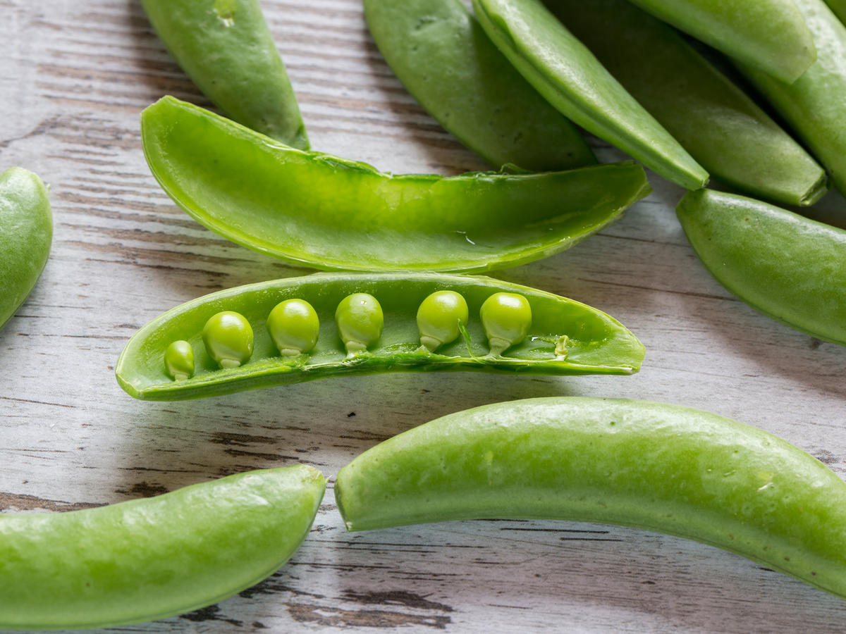 It's Sugar Snap Pea Season! Here Are 3 Ways to Enjoy Them