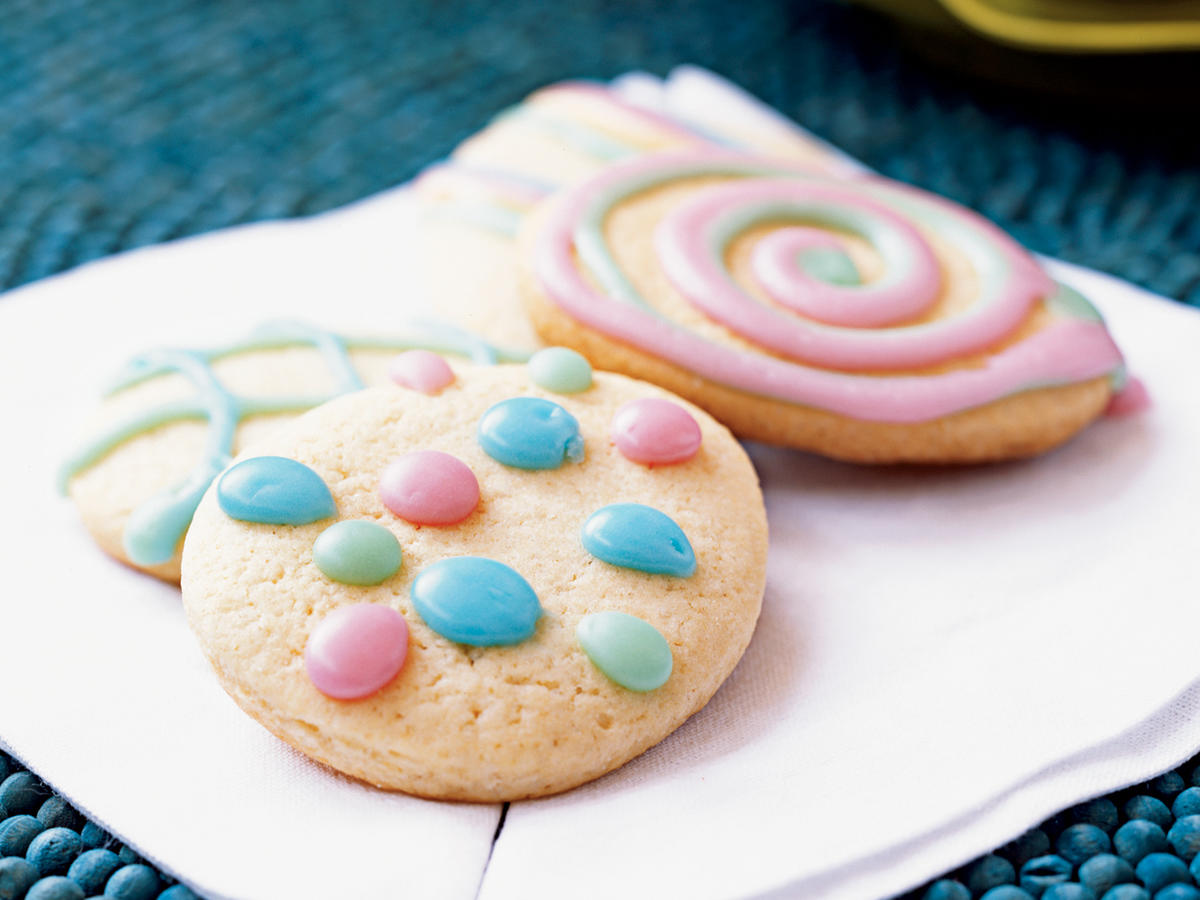 Fun and Festive Easter Cookies