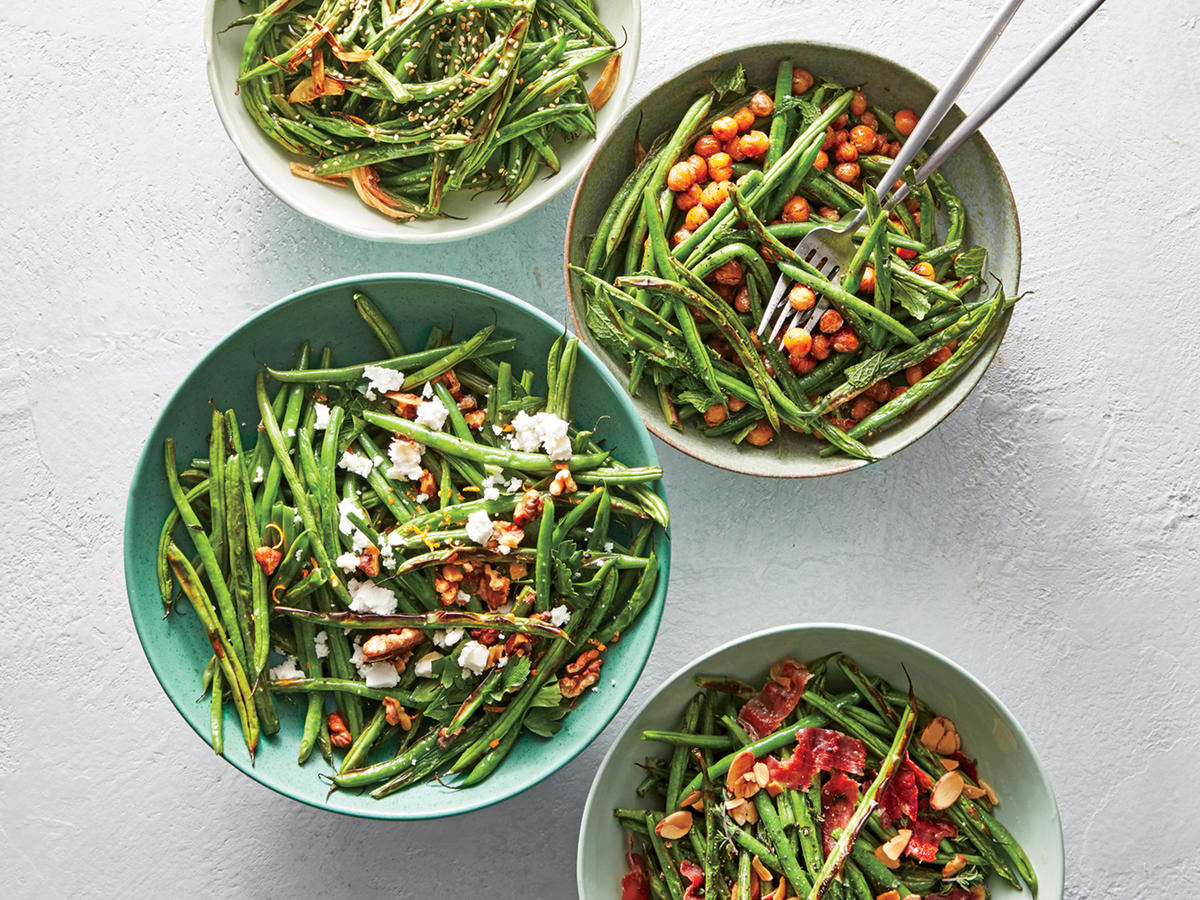4 Fast Green Beans Sides