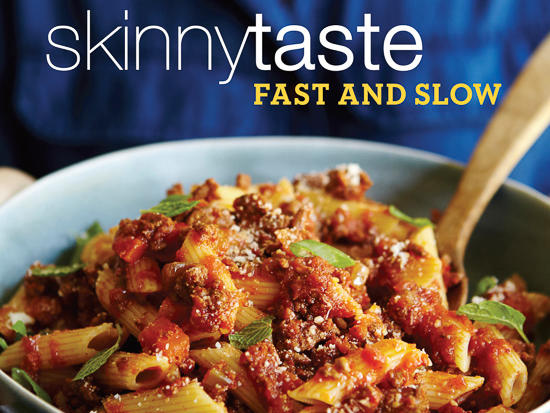 Gina Homolka Skinnytaste Cooking Light 30 Faces of Healthy