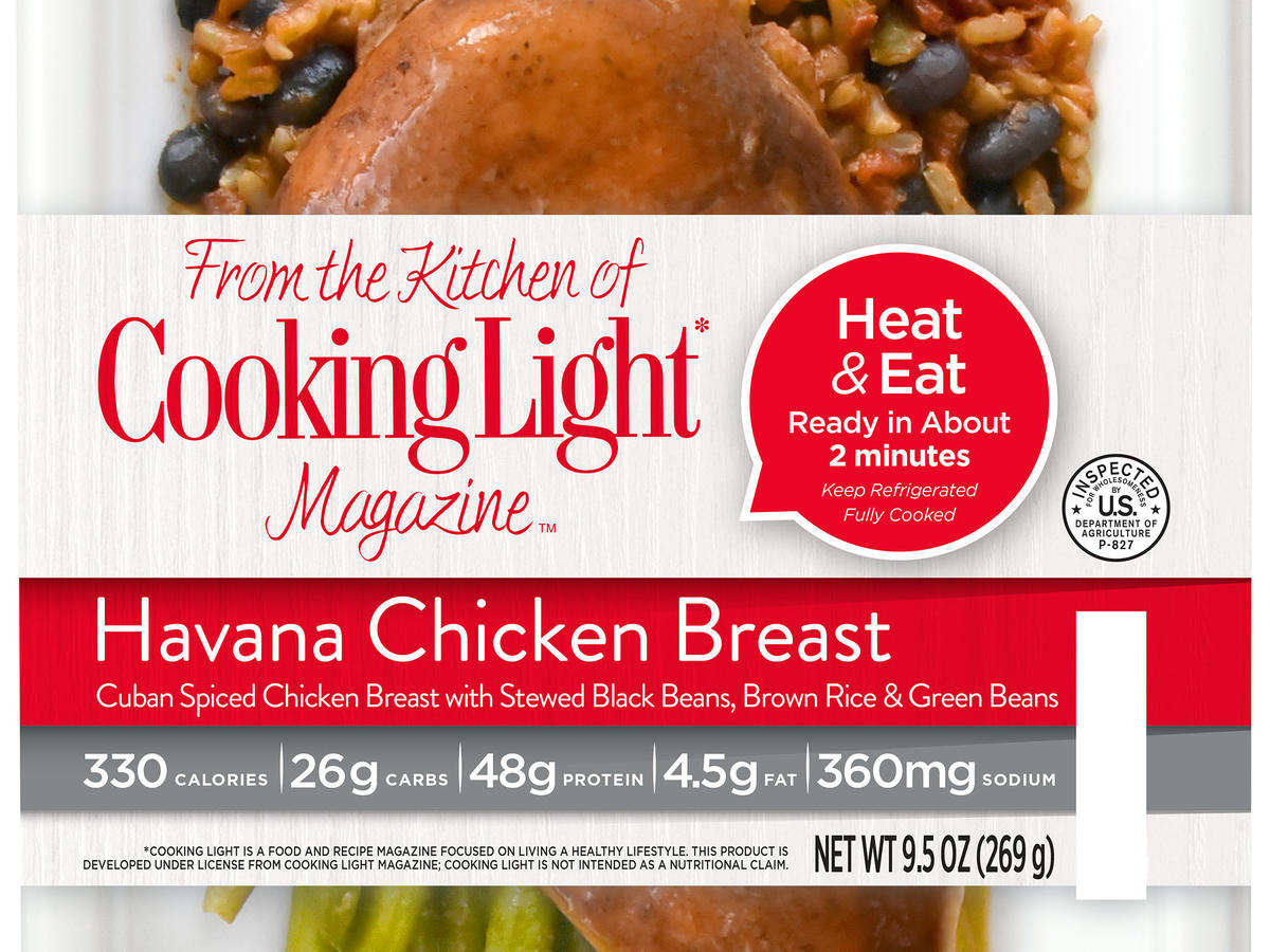 1704 Perfect Fit Meals Havana Chicken Breast