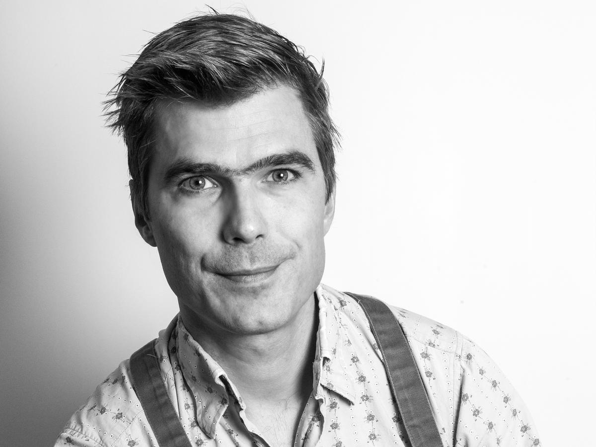 Hugh Acheson Cooking Light 30 Faces of Healthy