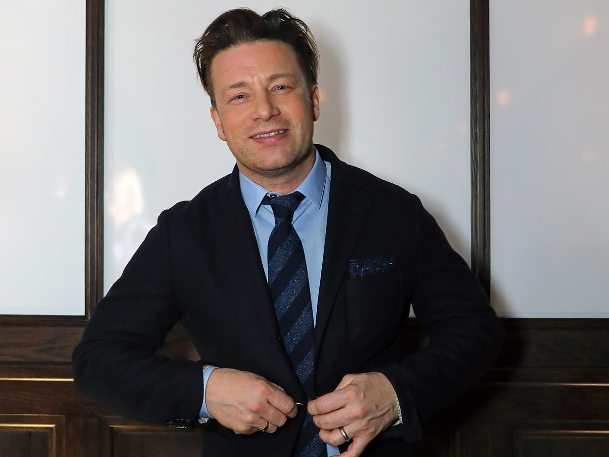 Jamie Oliver Cooking Light 30 Faces of Healthy