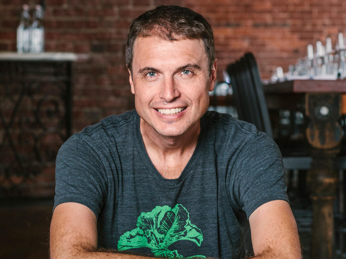 Kimbal Musk Cooking Light 30 Faces of the New Healthy
