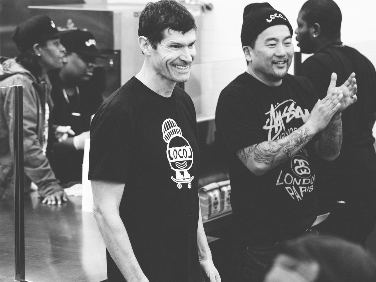 Roy Choi Daniel Patterson LocoL Cooking Light 30 Faces of Healthy