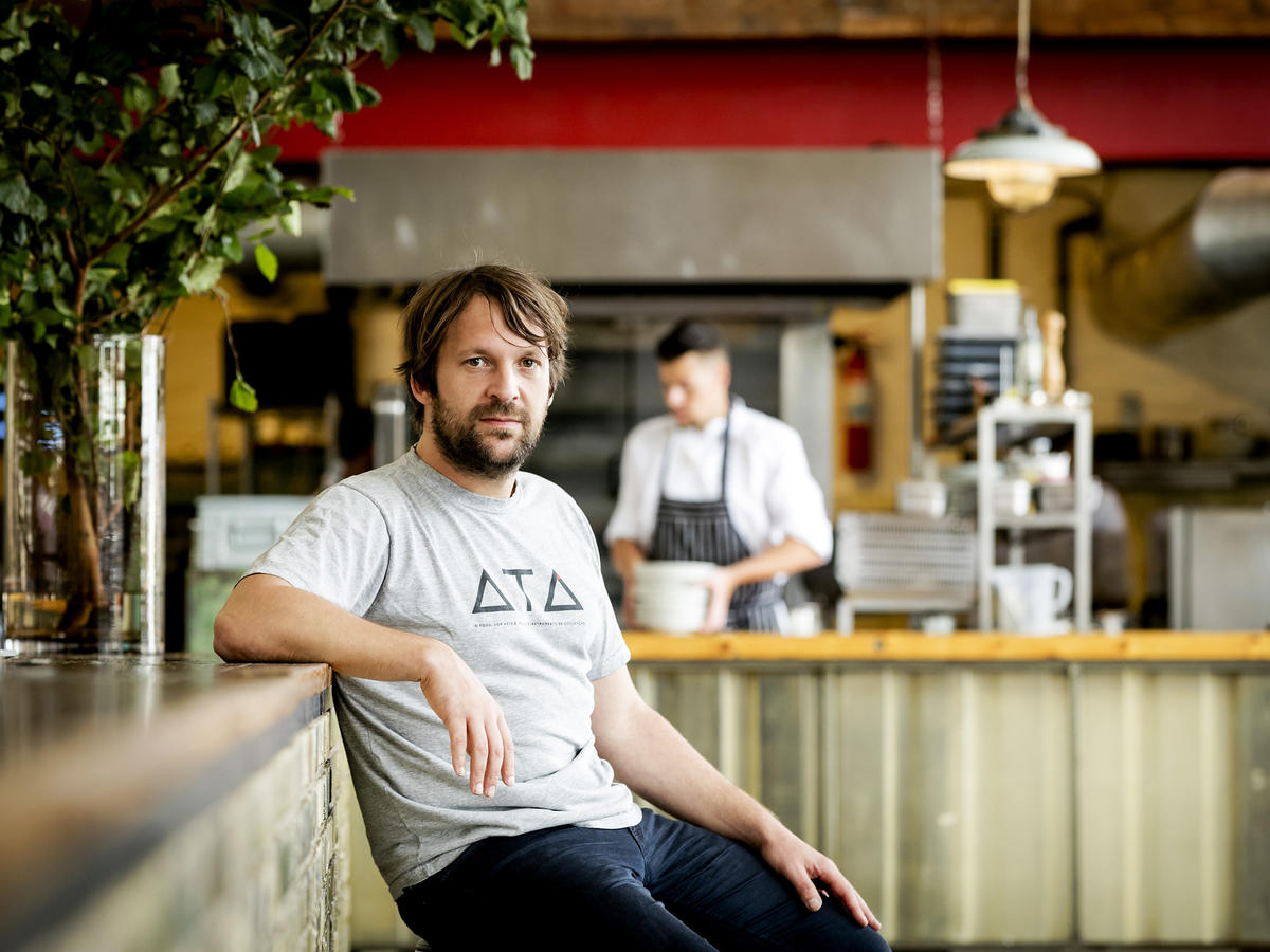 Rene Redzepi Cooking Light 30 Faces of the New Healthy