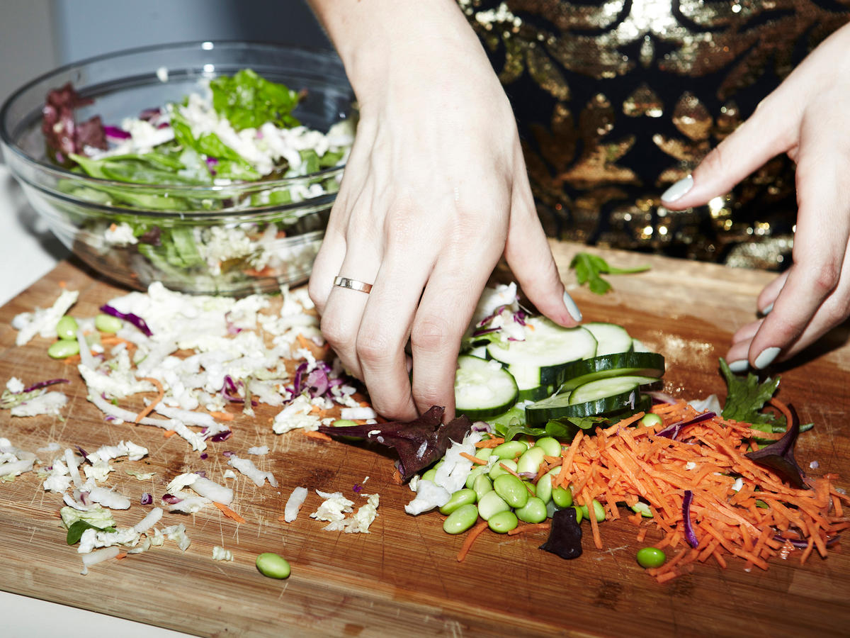 Sakara Cooking Light 30 Faces of the New Healthy