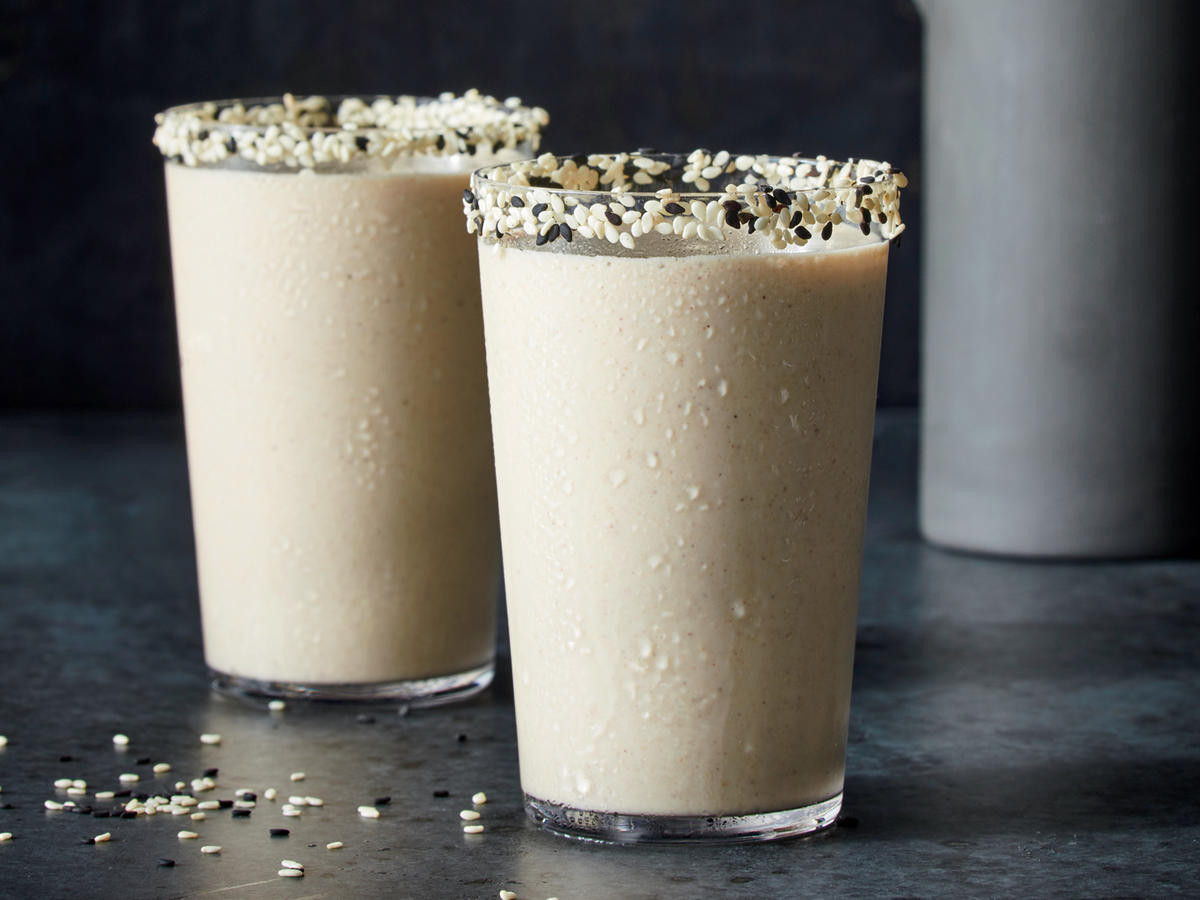 1705 Tahini-Date Shake - Sunday Strategist
