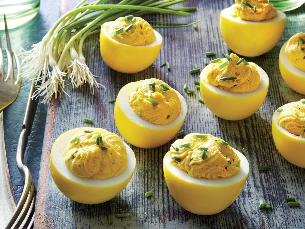 The Ultimate Easter Brunch Menu