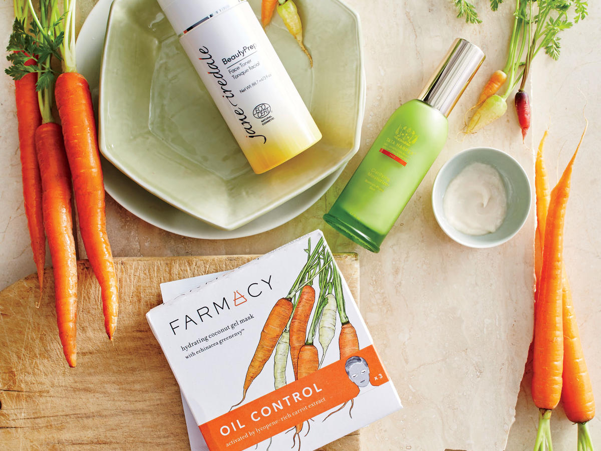 Alluring Carrot Beauty Products Just in Time for Spring