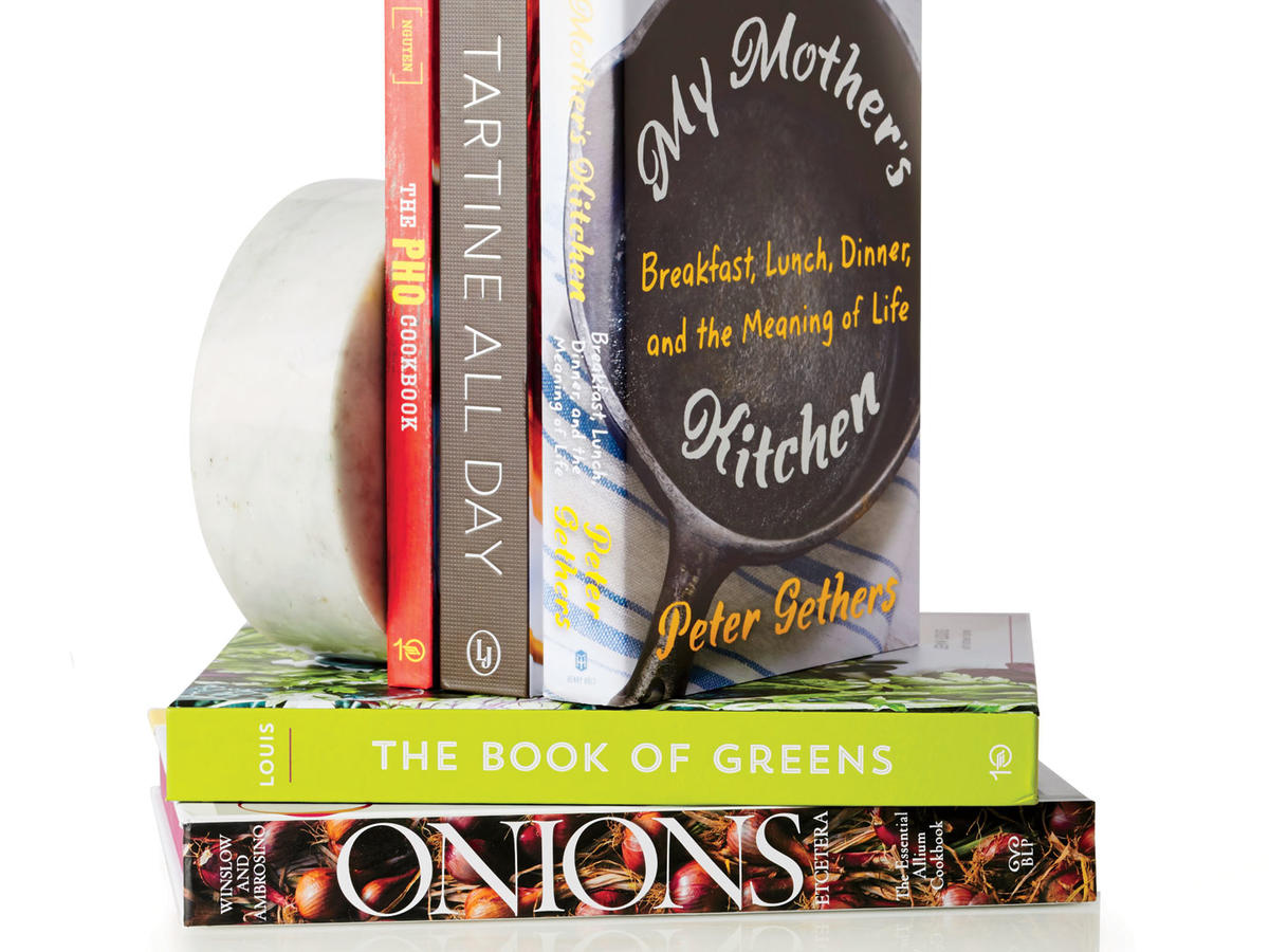 Spring's Best Cookbooks