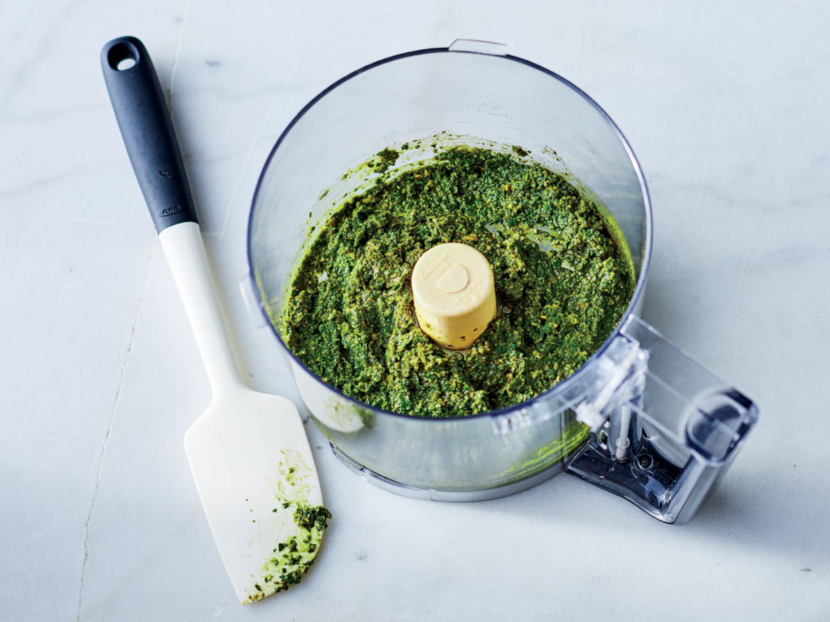 Blend to a puree.