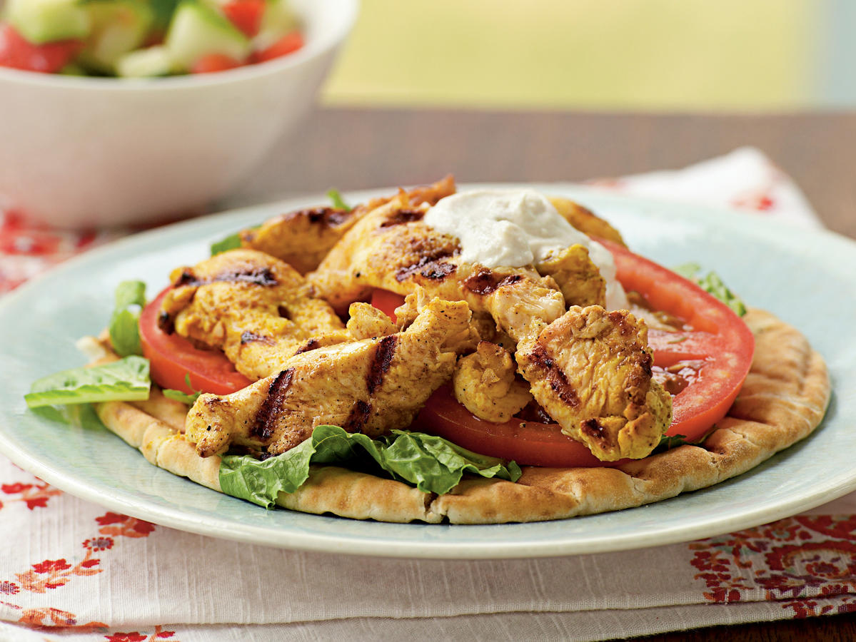 Chicken Shawarma Recipes