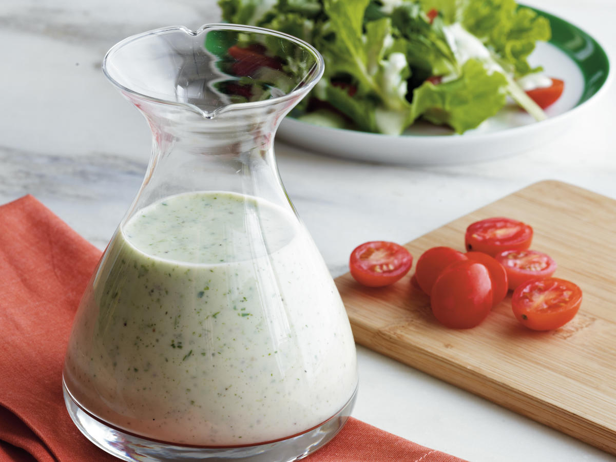 Fat-Free Salad Dressings