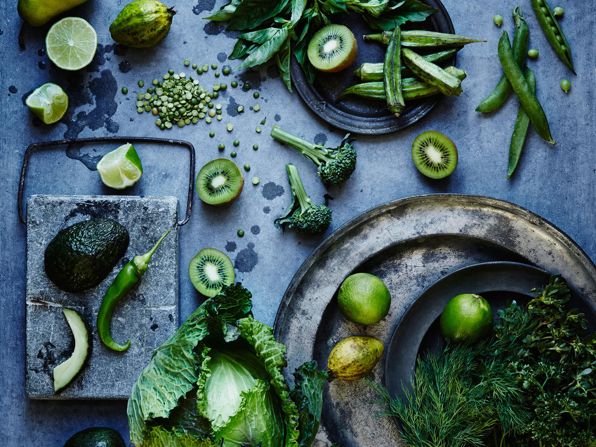 12 ways to eat more vegetables and fruit cooking light