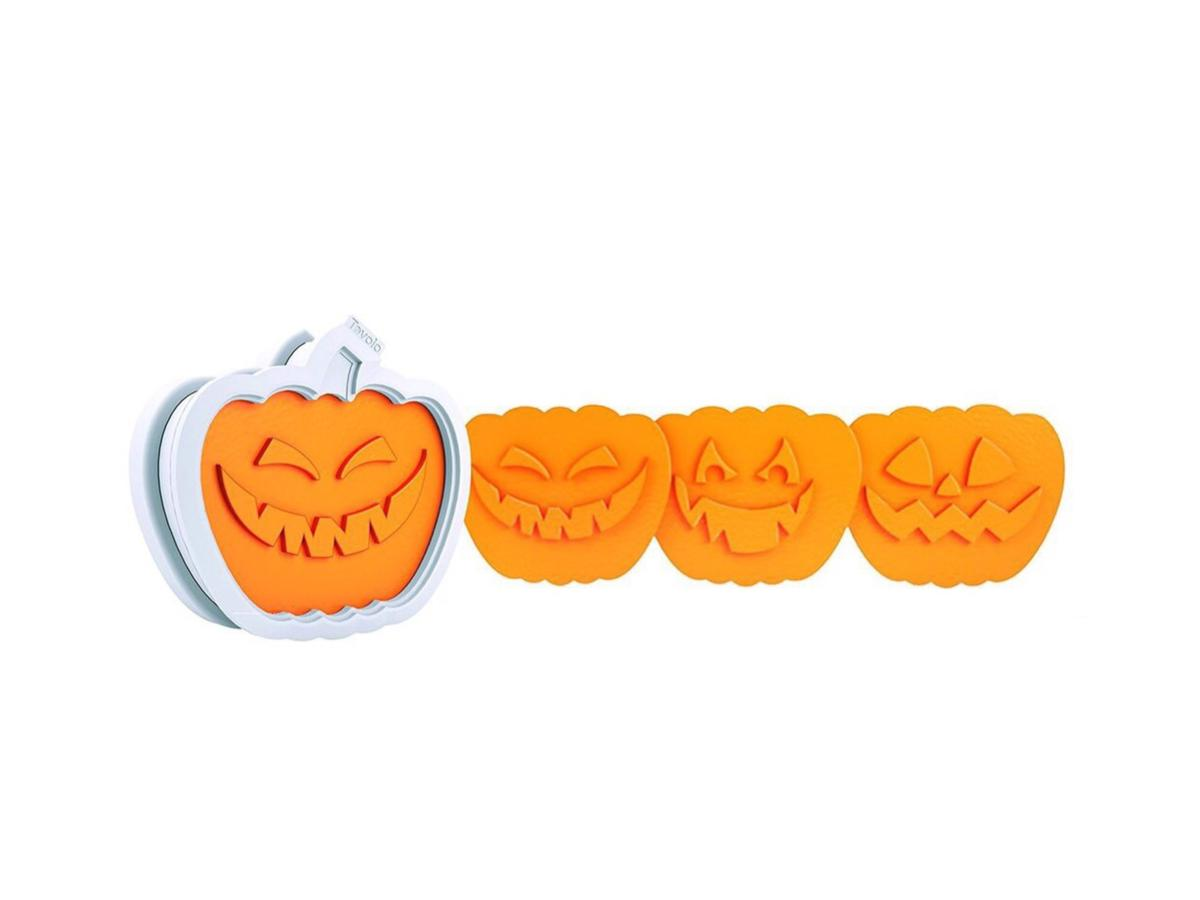 Tovolo Jack O Lantern Cookie Cutter - Set of 6