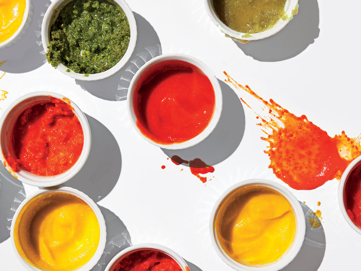 Traditional versions of this sauce contain sugar, but we left it out for a more straight-forward flavor. Serve with noodle bowls or rice dishes.