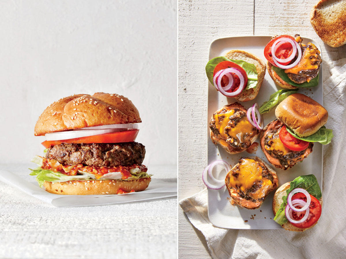 Grilled Burgers vs Smashed Sliders