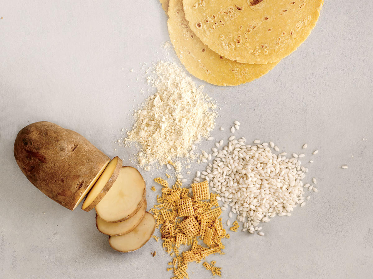 Gluten-Free Substitutions - Cooking Light