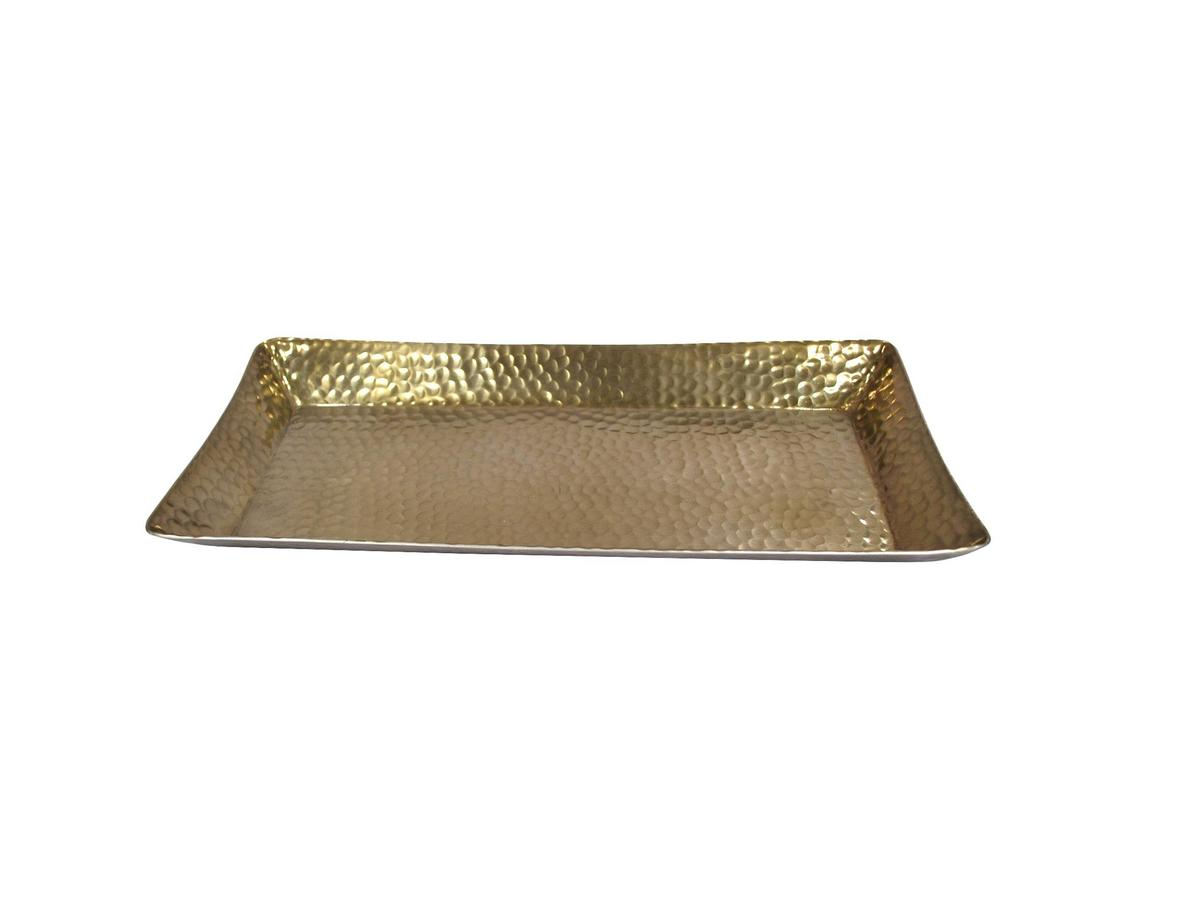 Gold Serving Tray Target
