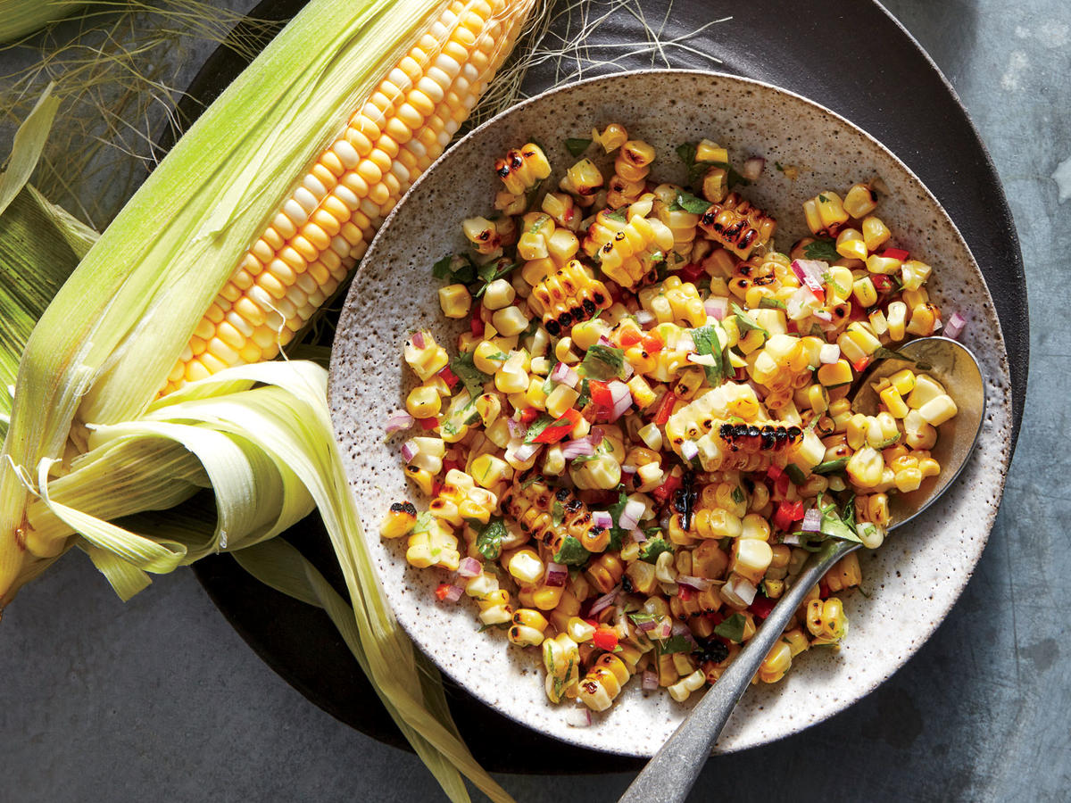 60 Healthy Ways to Cook Sweet Summer Corn