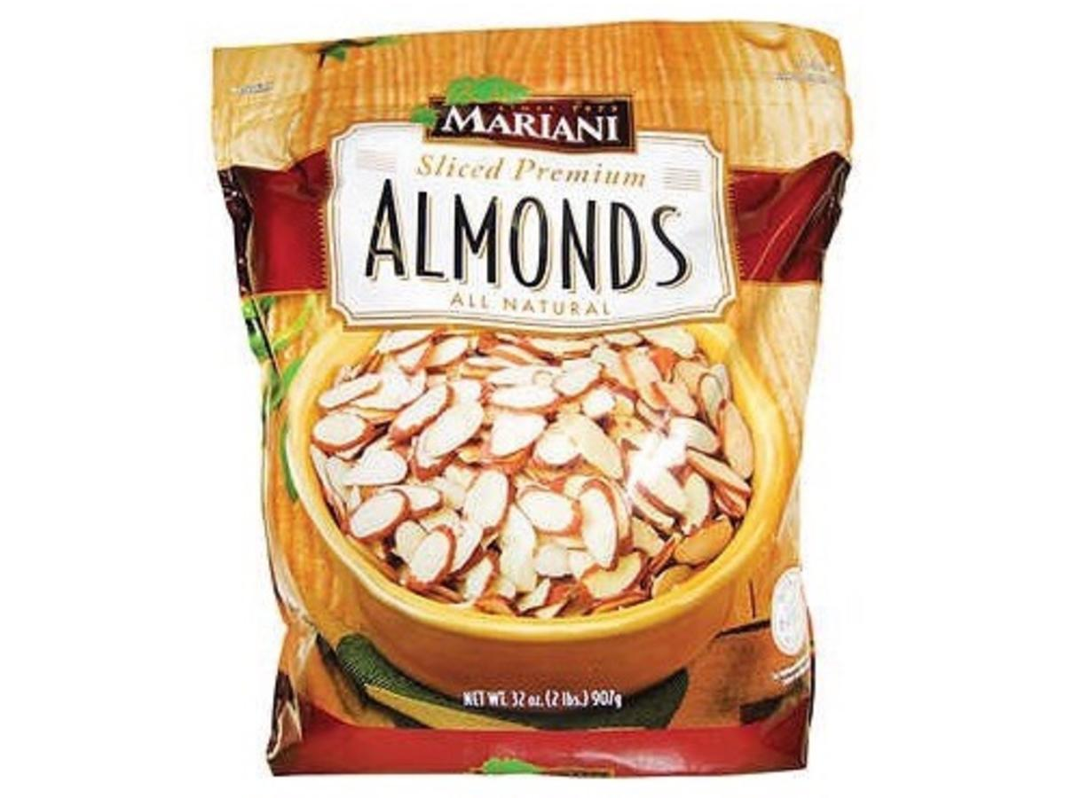 Costco Almonds