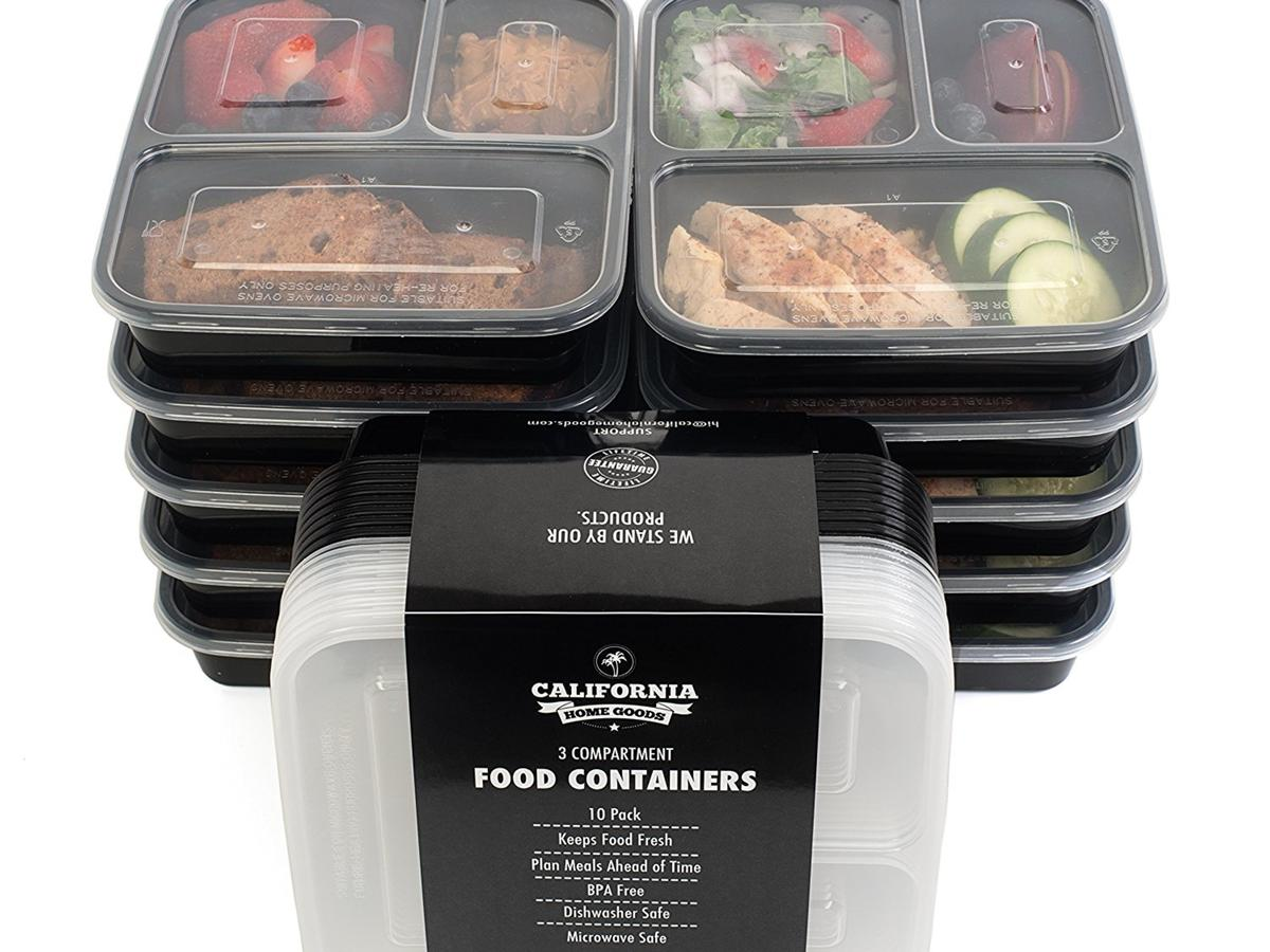 Meal Prep Containers Two
