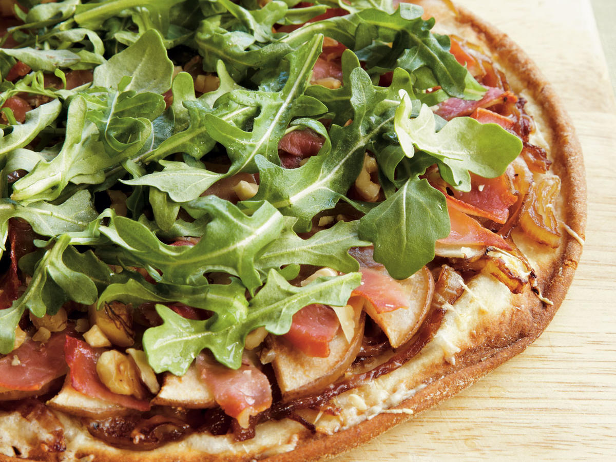 Healthy Gluten-Free Pizza