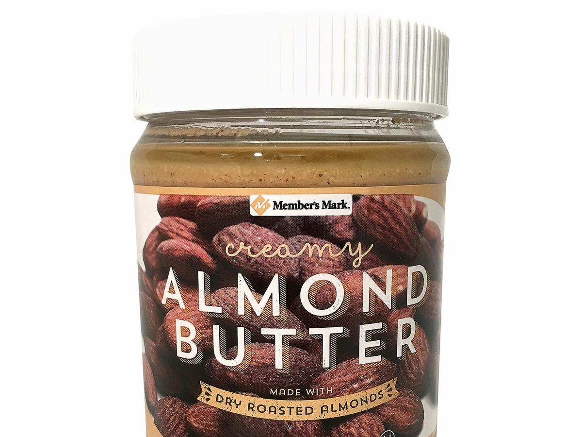 Sam's Club Almond Butter