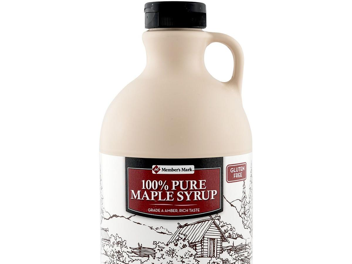 Sam's Club Syrup