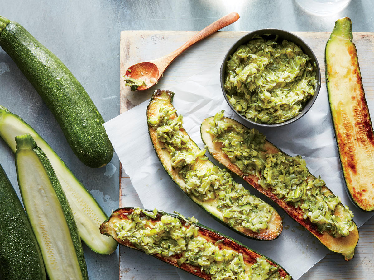 37 Healthy Zucchini Recipes Cooking Light