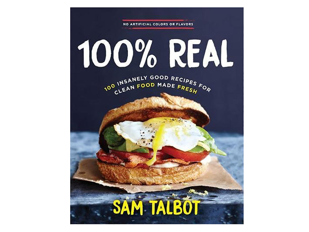 100 Percent Real Cookbook