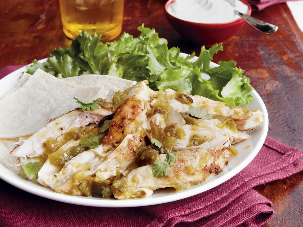 Chicken Verde Recipe