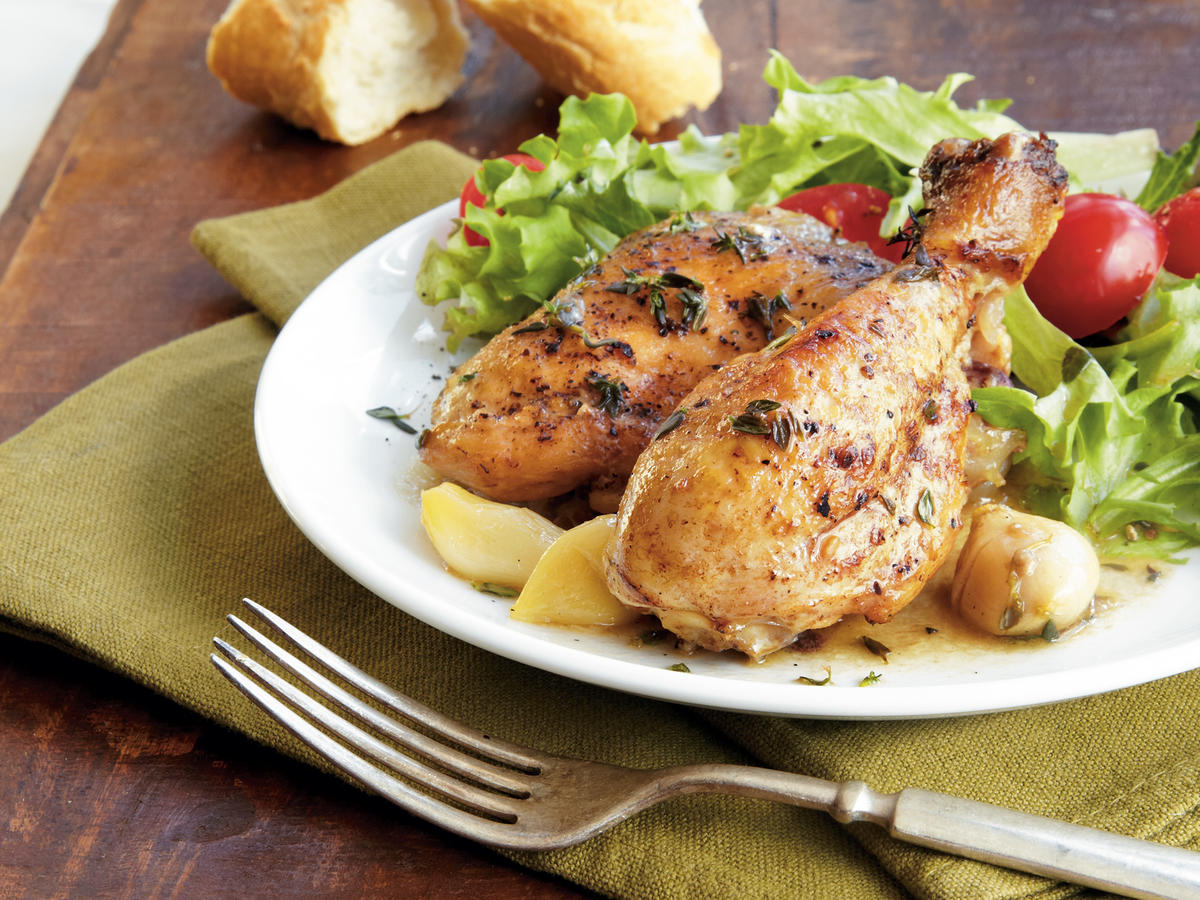 Garlic Chicken Recipe